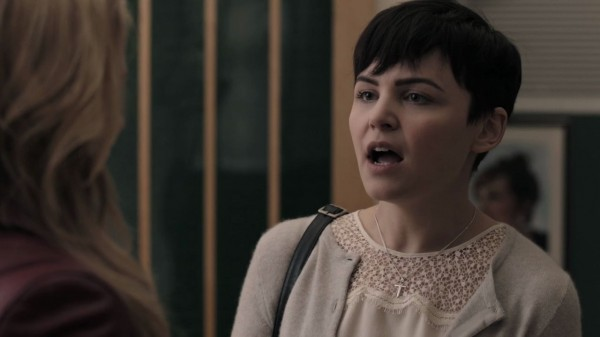 Mary Margaret's sword or cross necklace