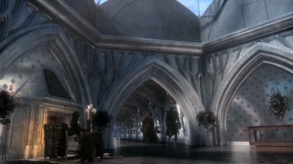 Queen's castle in white (S01E07)