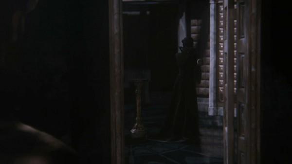 Evil Queen's walls of hearts