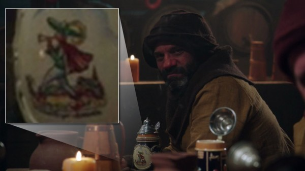 Dreamy with Pied Piper on cup-ouat s01e14