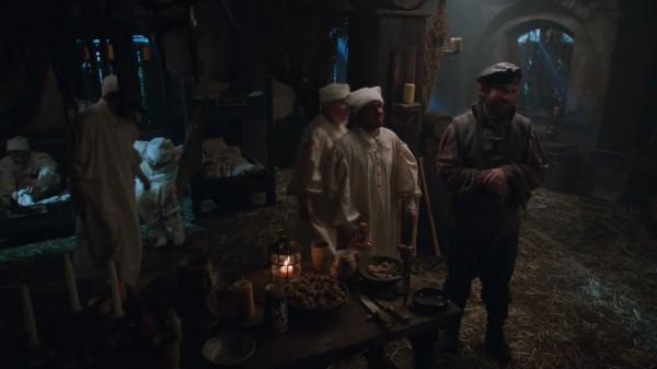 Dwarfs' cabin-ouat s01e14