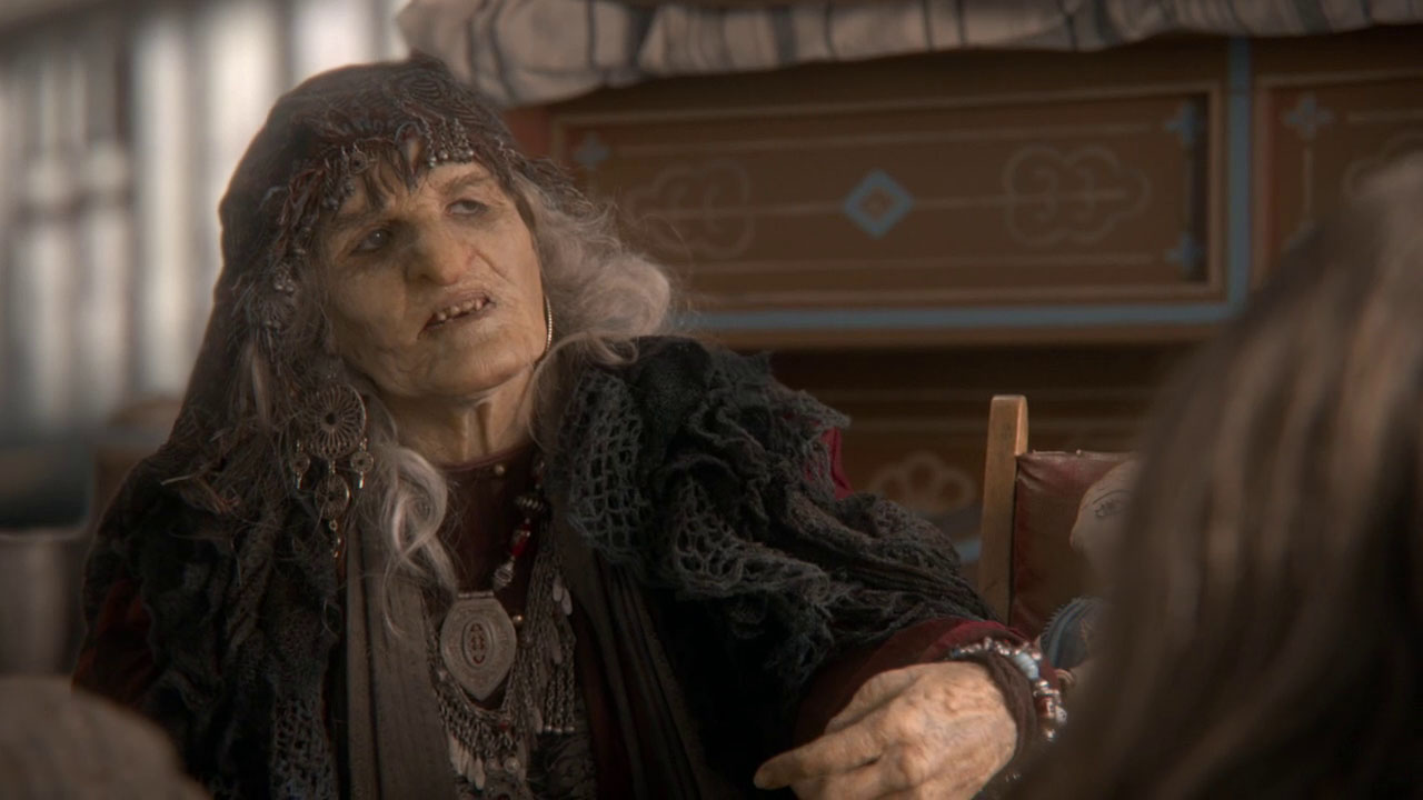 The old woman for a long time did not let anyone into her apartment. That&#39