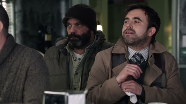 """Sneezy/Mr. clark thinks """"oh yeah""""?-ouat s01e14"""