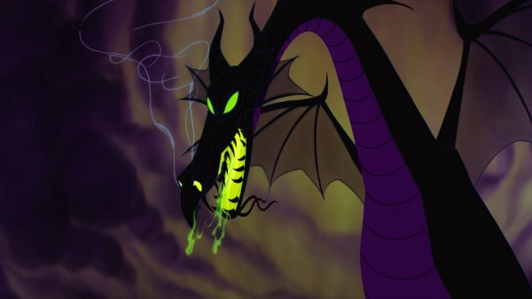 Dragon Maleficent (Sleeping Beauty)