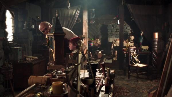Geppetto's home (The Stranger-s01e20)