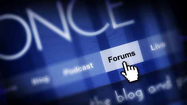 Once Upon a Time forums