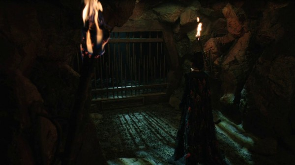 Rumplestiltskin's prison (The Thing You Love Most-s01e02)