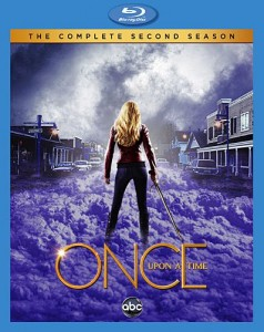 Once Upon a Time second season Blu-Ray