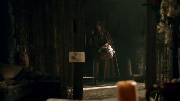 Rumplestiltskin and Milah's home (The Crocodile-2x04)