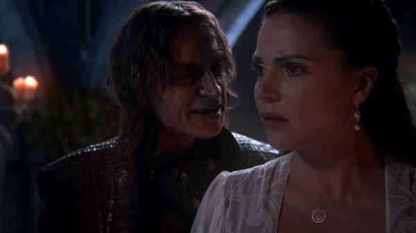Rumplestiltskin and Regina (We Are Both-s02e02)