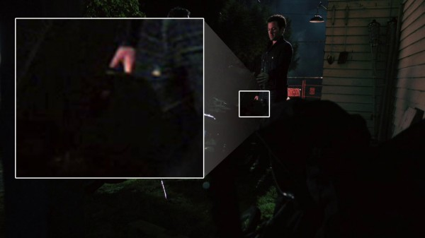 August and Neal with the box (Broken-2x06)