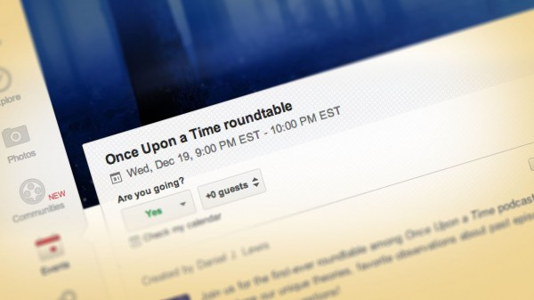Once Upon a Time podcast roundtable