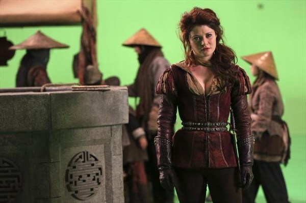 Belle, the Outsider, Once Upon a Time podcast #73
