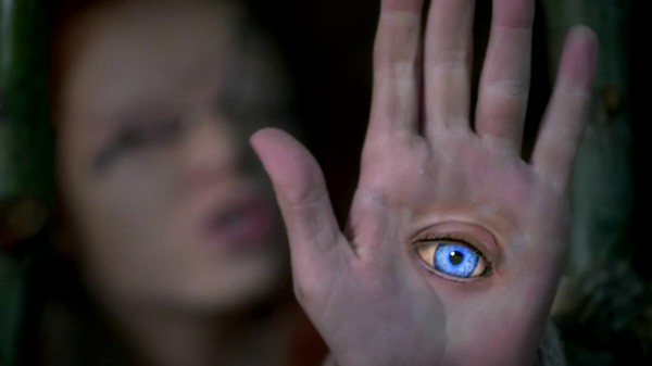 Seer's eyeball hand (2x14 Manhattan)-Once Upon a Time podcast