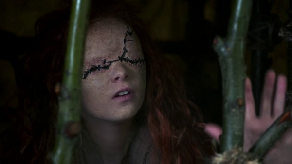 Seer's stitched eyes (2x14 Manhattan)-Once Upon a Time podcast