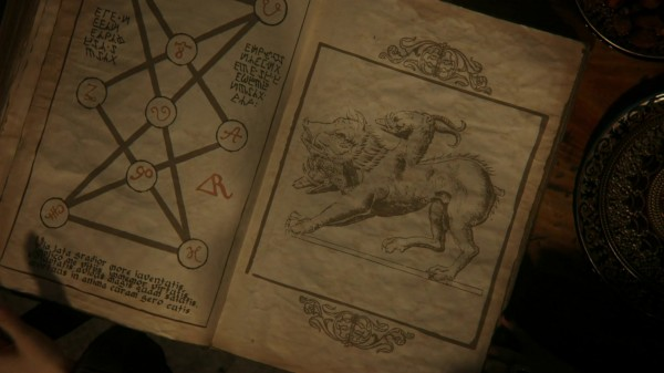 Book of spells and beasts 2 (1x03 Forget Me Not)