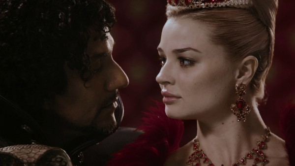 Jafar and Red Queen (1x02 Trust Me)