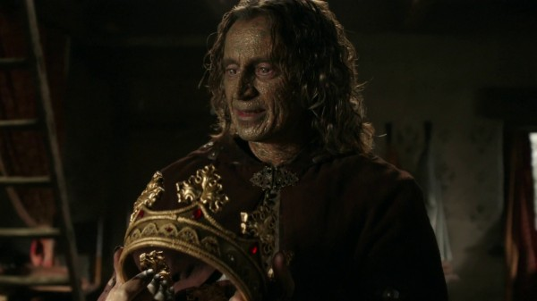 The Dark One in his old home (3x04 Nasty Habits)