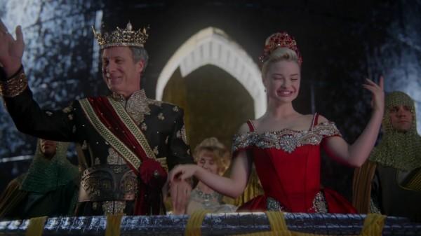 1x05 Heart of Stone - Anastasia New Queen of Wonderland