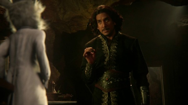 1x05 Heart of Stone - Jafar and the White Rabbit Deal