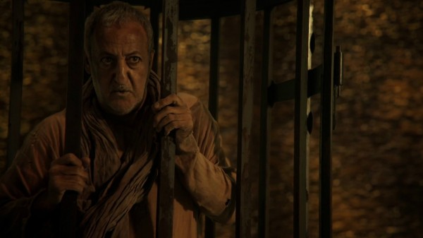 1x05 Heart of Stone - The Man in the other cage Jafar's Tower