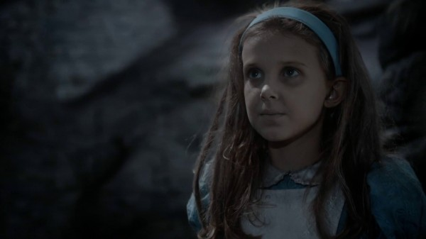 1x05 Heart of Stone - Young Alice tests Present Alice the other side of the great divide