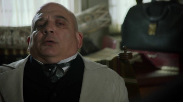 1x06 Who's Alice - Dr. Arthur Lydgate in the Asylum