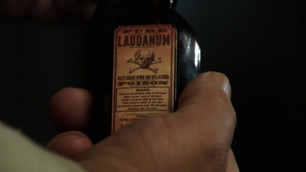 1x06 Who's Alice - Pure Laudanum Poison