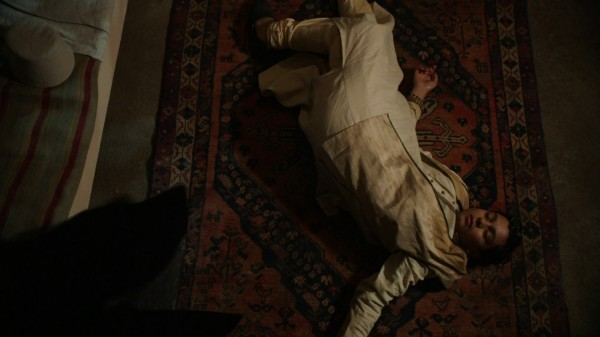 1x07 Bad Blood Young Jafar Lying Dead in the Carpet