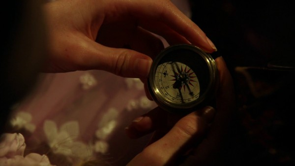 1x08 Home Cyrus Lost and Found Compass