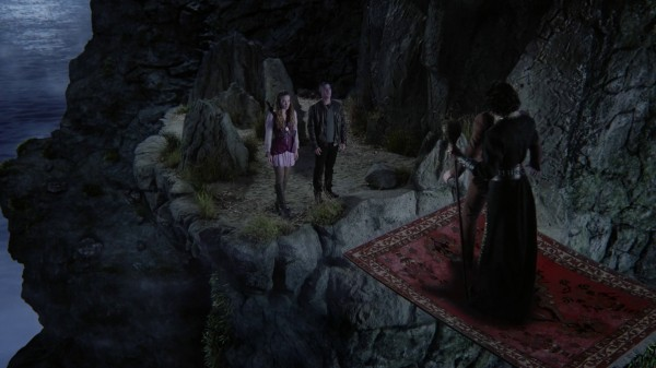 Once Upon a Time in Wonderland Podcast 1x07 Bad Blood Alice Will Edwin and Jafar Alice Makes Her Second Wish