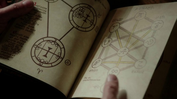 Page in Rumple's book 1 (3x11 Going Home)
