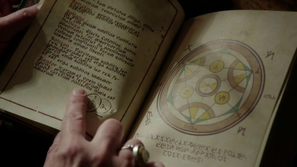 Page in Rumple's book 2 (3x11 Going Home)