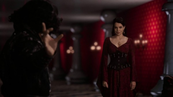 Amara vs Jafar - 1x13 To Catch a Thief (Once Upon a Time in Wonderland podcast)