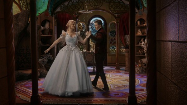 David and Emma dance in nursery (3x14 The Tower)
