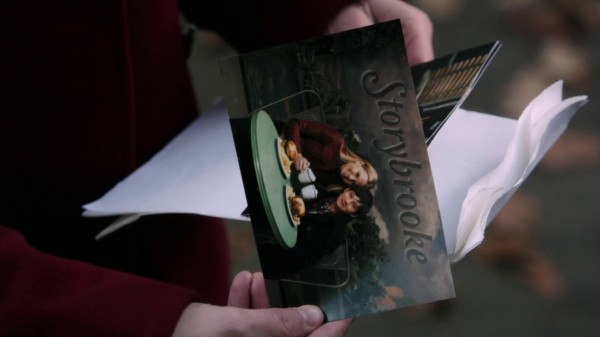 Emma and Henry Storybrooke photos (3x12 New York City Serenade)