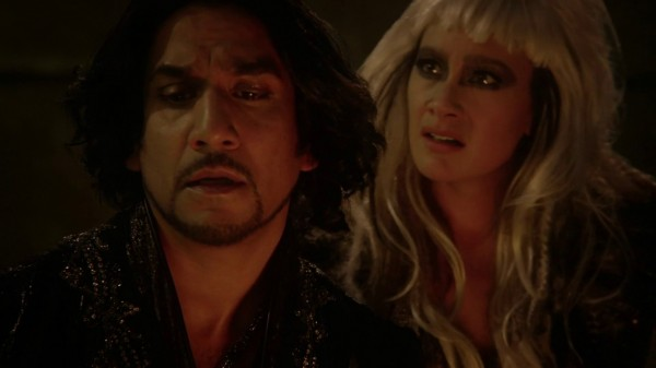 The Jabberwocky Preying on Jafar's Fears - 1x09 Nothing to Fear