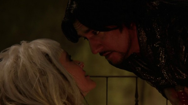 Jafar and the Jabberwocky(2) - 1x09 Nothing to Fear