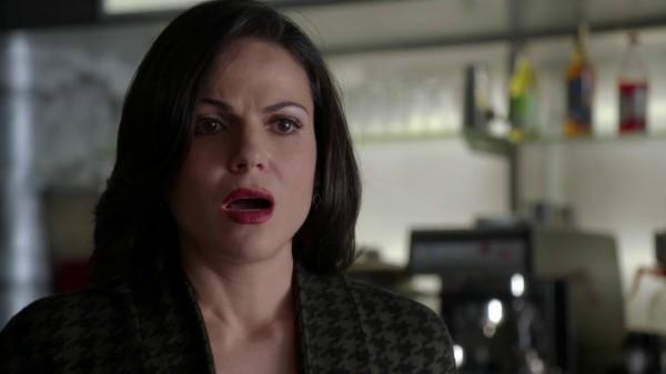 Regina Sees Henry At Granny's Diner - 3x13 Witch Hunt