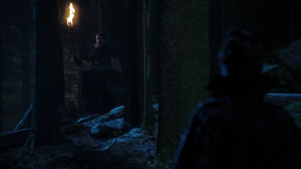 Robin Hood Follows Regina - 3x13 Witch Hunt