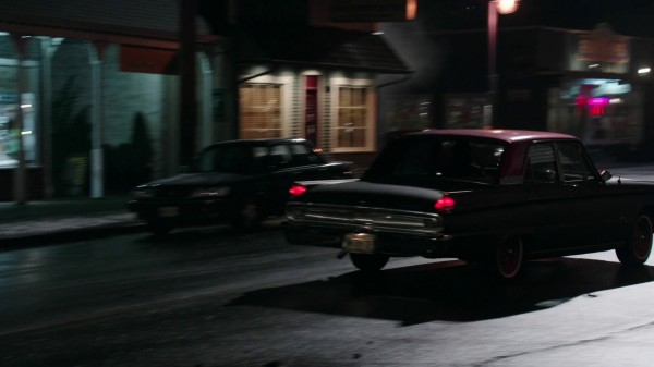 Ruby's Red Car Passing Through - 1x11 Heart of the Matter