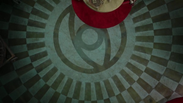 The All-Seeing Eye in Jafar's New Floor - 1x09 Nothing to Fear