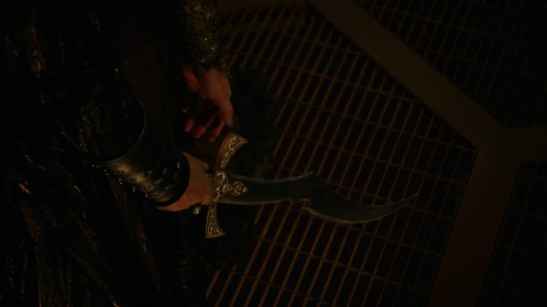 The Sword Jabberwocky Was Pinned With - 1x09 Nothing to Fear