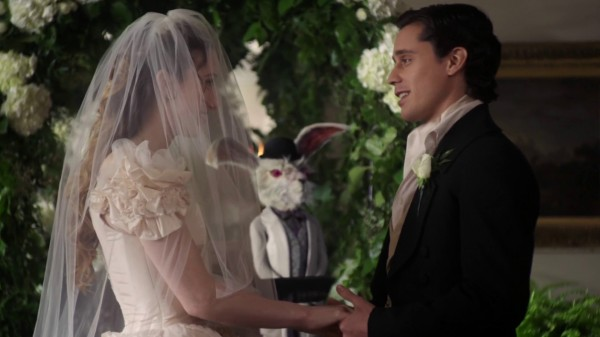 Alice and Cyrus Vows - 1x13 And They Lived