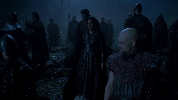 Jafar Speech With the Resurrected Knights - 1x13 And They Lived