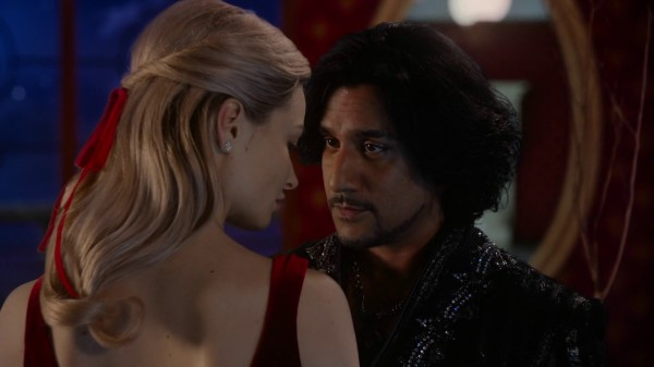 Red Queen and Jafar - 1x13 And They Lived