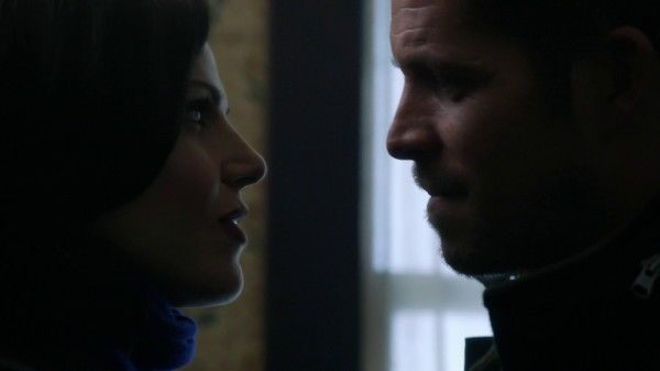 Regina and Robin (3x15 Quiet Minds)