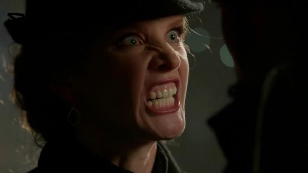 Zelena Curses Hook's Kiss - 3x17 The Jolly Roger