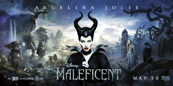 Maleficent movie review Once Upon a Time podcast