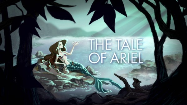 Once Upon a Time Third Season Disc Review - The Tale of Ariel